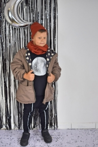 Parka moon child  brown