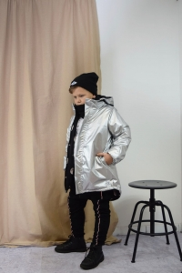 Parka moon child  silver